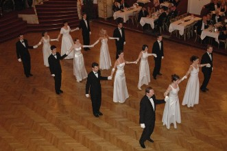 Viennese waltz classes